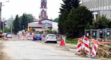 Przebudowa ulicy Kordeckiego - kolejny odcinek wyłączony z ruchu