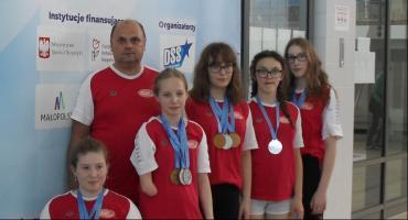 Sukcesy pływaczek KSN Start Kalisz w juniorskich mistrzostwach