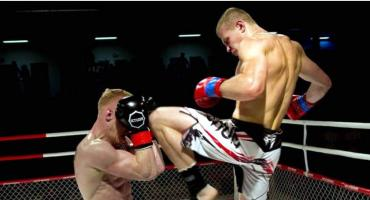 Stanisław Zaniewski wrócił na zawodowy ring. Sukcesy kadeta Kaliskiego Centrum Sportowego Kruk Gym