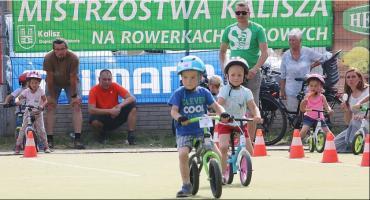 Mistrzostwa Kalisza na rowerkach biegowych  i Torowe Grand Prix już 16 czerwca