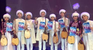 Laureaci wielu międzynarodowych konkursów z Kazachstanu wystąpią w Koźminku