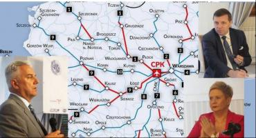 Kolej Dużych Prędkości przez Kalisz  - gdzie, kiedy, za ile, kto protestuje?