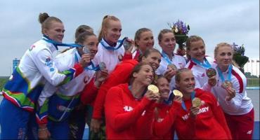 Kaliszanki z brązowymi medalami na Igrzyskach Europejskich