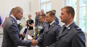 Kaliscy policjanci wśród najlepszych