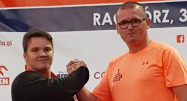 Niesamowity Piotr Goździewicz!!! Mistrzostwo Polski kaliszanina i minimum na Mistrzostwa Europy