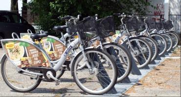 Moda na rowery publiczne