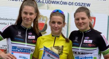Z Kobylej Góry do Droszewa Całe podium dla kolarzy Kaliskiego Towarzystwa Kolarskiego