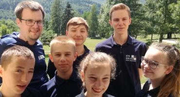 Dobry występ szachistów KTS Kalisz w I lidze juniorów