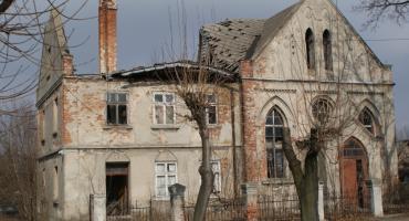 Ruina już nie straszy w Koźminku