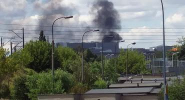Czarny dym nad Kaliszem