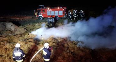 Ujęto strażaków piromanów z gminy Blizanów
