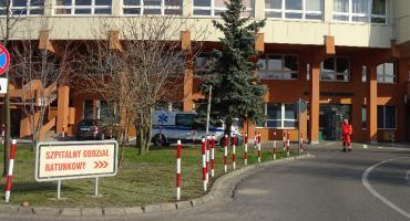 SOR w Kaliszu – awantury, obelgi wobec personelu a nawet ataki fizyczne