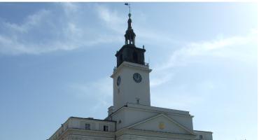 Przedłużają się prace w ratuszowej wieży