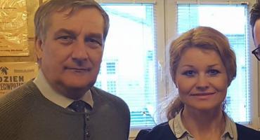 """Wiesław Szczepański ,,jedynką"""" na liście SLD, Karolina  Pawliczak na miejscu trzecim"""