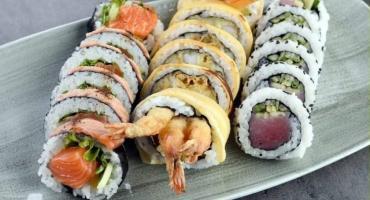 Wrześniowa Noc Sushi w Kaliszu