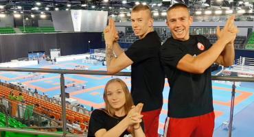 Kolejny sukces kaliskiego kickboxingu. Kaliszanie stawali na podium Mistrzostw Europy Juniorów