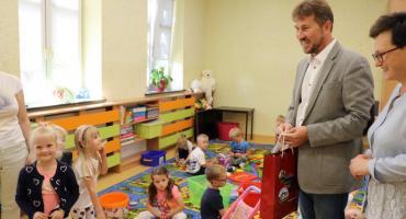 Nowe przedszkole w Tłokini Wielkiej