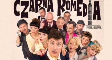 Czarna komedia Teatr Kamienica