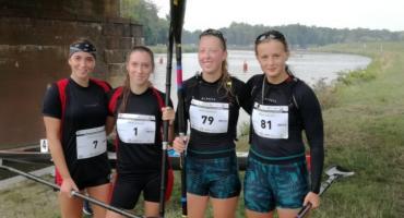Kaliszanie w kajakowym maratonie - Weronika Jackowska wicemistrzynią Polski