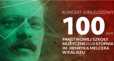 Koncert na stulecie kaliskiej szkoły muzycznej