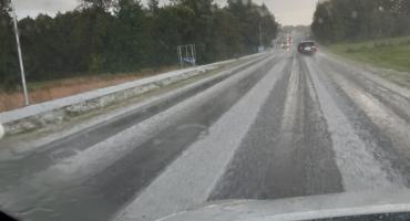 Zima zaatakowała 40 kilometrów od Kalisza