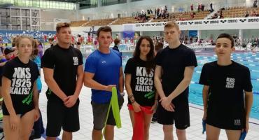 Rekordy życiowe pływaków KKS Kalisz w Berlinie