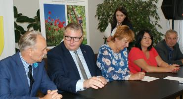 Dostali pieniądze na budowę drogi w Małgowie
