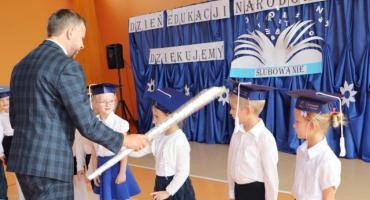 Ślubowanie pierwszoklasistów szkół z terenu gminy Blizanów