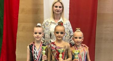 Kaliskie gimnastyczki  rewelacyjne w Austrii!