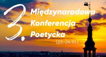 Międzynarodowa Konferencja Poetycka zagości w Kaliszu