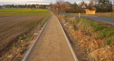 Nowe ścieżki rowerowe z parkingami przesiadkowymi