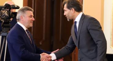 Janusz Pęcherz żegna się z kaliskim samorządem