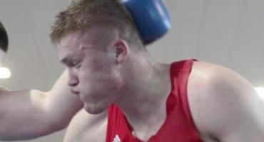 Wykorzystana szansa boksera. Olek Stawirej triumfuje na ringu w Kielcach