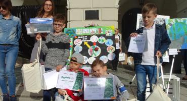 Festyn ekologiczny pod Ratuszem – dużo zabawy i konkursy z nagrodami