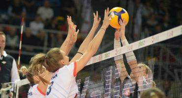 Jeden punkt z mistrzyniami Polski