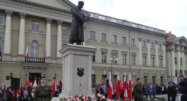 Kalisz - obchody 101. rocznicy odzyskania przez Polskę niepodległości