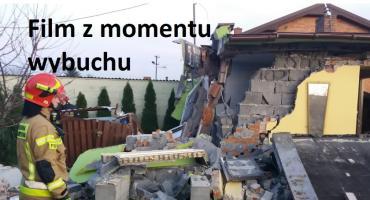 Wybuch w Sulisławicach - FILM z momentu eksplozji