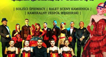 Węgierskie Czardasze  i Tańce