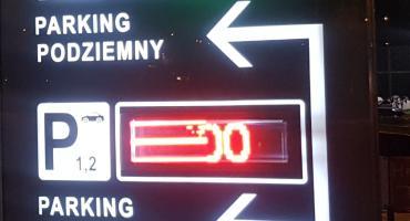 Galeria Amber - zero miejsc parkingowych