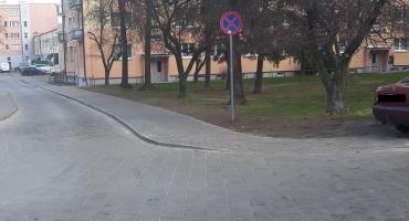 Chodnik i jezdnia na Kalińcu wyremontowane