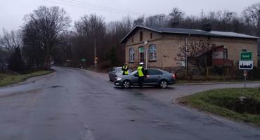 """Po śledziku policjanci zorganizowali akcję """"Trzeźwy poranek"""". Dwie osoby wpadły"""