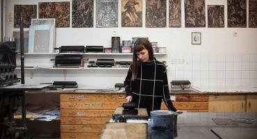 Sukces naszej młodej artystki! Jej prace są wystawiane w Muzeum Narodowym w Krakowie