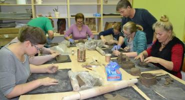 Warsztaty Ceramiczne dla dorosłych w Jeżewie [ZAPROSZENIE]