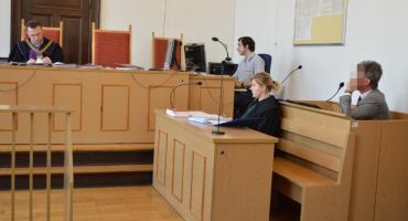 Krzysztof M. jest oskarżony o wyłudzenie 80 tys. zł. Jesteśmy po rozprawie