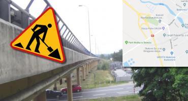 Przebudowa wiaduktu w Przechowie: Od 19 kwietnia zaczną się zmiany w organizacji ruchu
