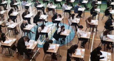 Egzaminy gimnazjalne. Czy strajk nauczycieli zakłócił przebieg egzaminów?
