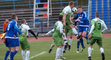 Piłkarze Wdy tylko zremisowali z GLKS Dobrcz-Wudzyn [ZDJĘCIA]