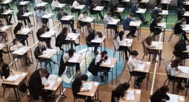 Egzaminy ósmoklasistów. Czy ostatni egzamin odbywa się bez zakłóceń?