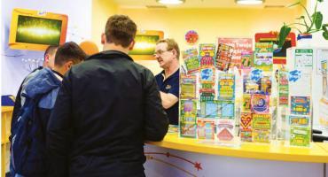 Wygrana w Lotto w Pruszczu. Ile kasy wydrapał?