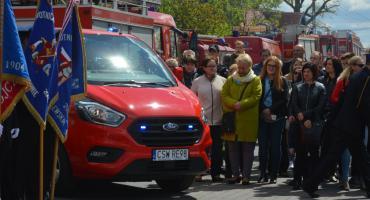 Dzień Strażaka w Łowinku - co podczas obchodów zyskali strażacy?  [ZDJĘCIA]